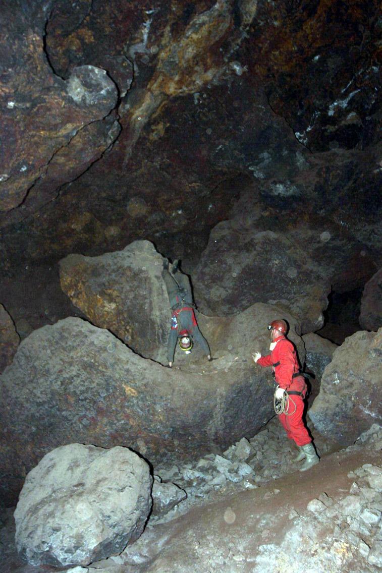 Тайны древнего рудника Кан-и-Гут (7 фото)