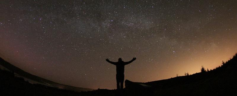Ночные аномалии на Чертовой горе