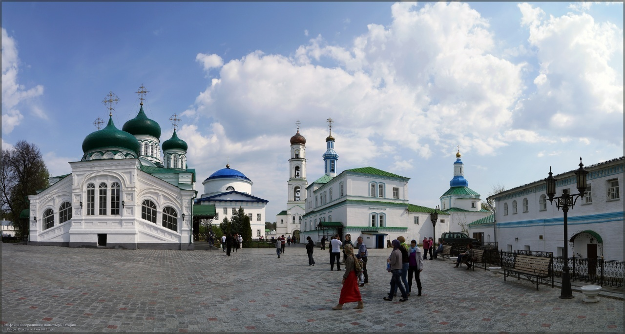 Месть монахам от убитых ими сотрудников Казанского ЧК