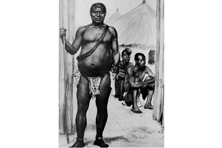 Утерянные сокровища африканского короля Лобенгулы на сумму в миллиард долларов  (6 фото)