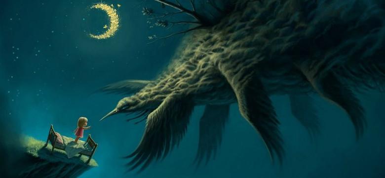 Мистические истории о жутких вещах и существах, увиденных детьми (3 фото)