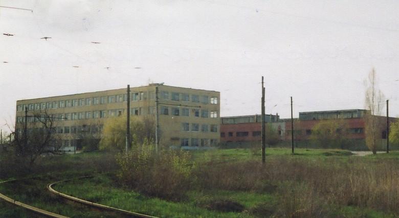 Заброшенное Ленинское депо в Саратове