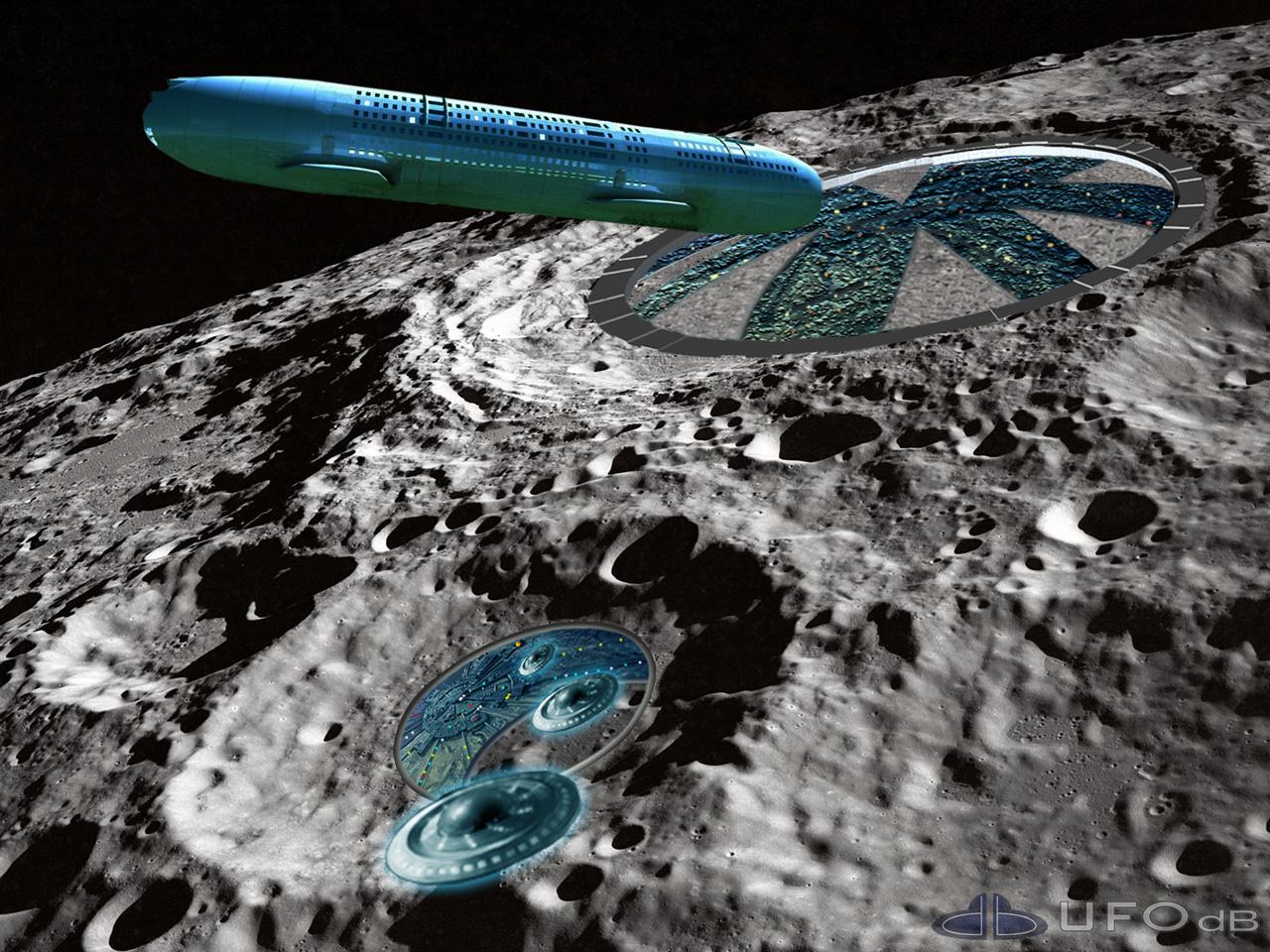 """""""Там явно кто-то есть"""": Загадка световых явлений на Луне"""