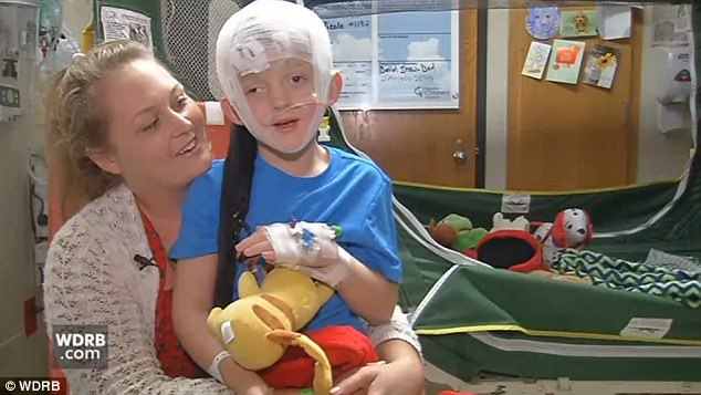 Загадочная болезнь мальчика из Кентукки заставила его внезапно заснуть на 11 дней
