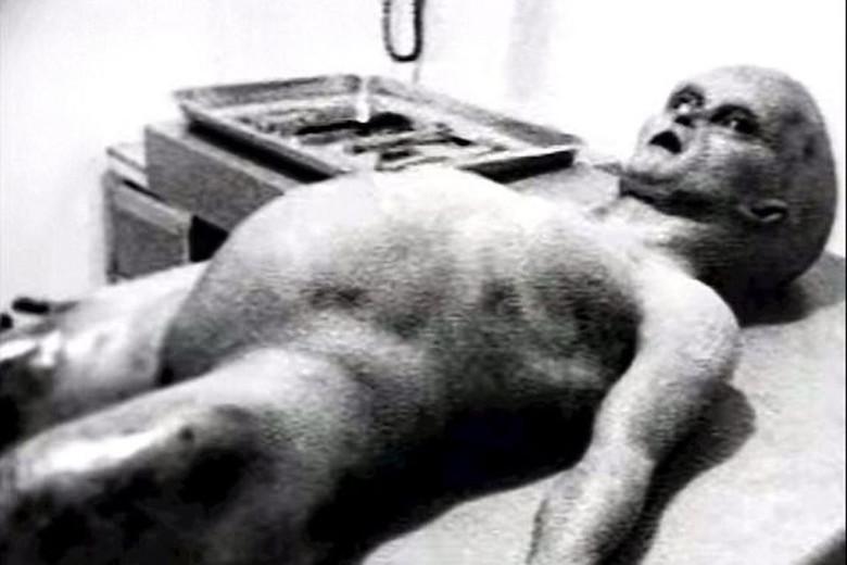 """Английский режиссер Спирос Меларис рассказал, что именно он снял """"Вскрытие инопланетянина"""" и что фильм подделка (3 фото + видео)"""