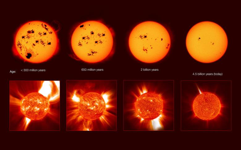 Когда взорвется Солнце?  (6 фото)