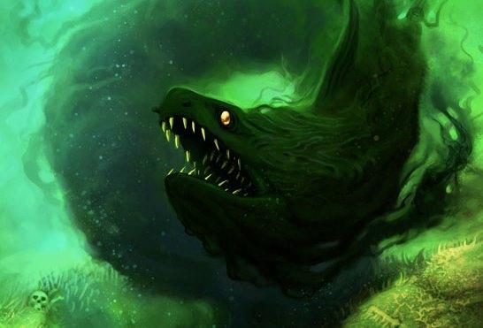 О странных существах, обитающих в каналах Бирмингема