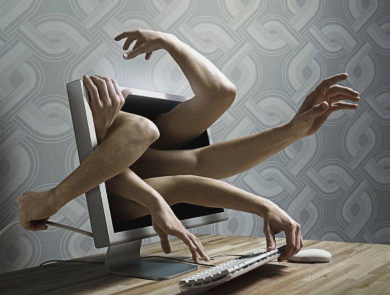 """Компьютерные и телефонные """"барабашки"""""""