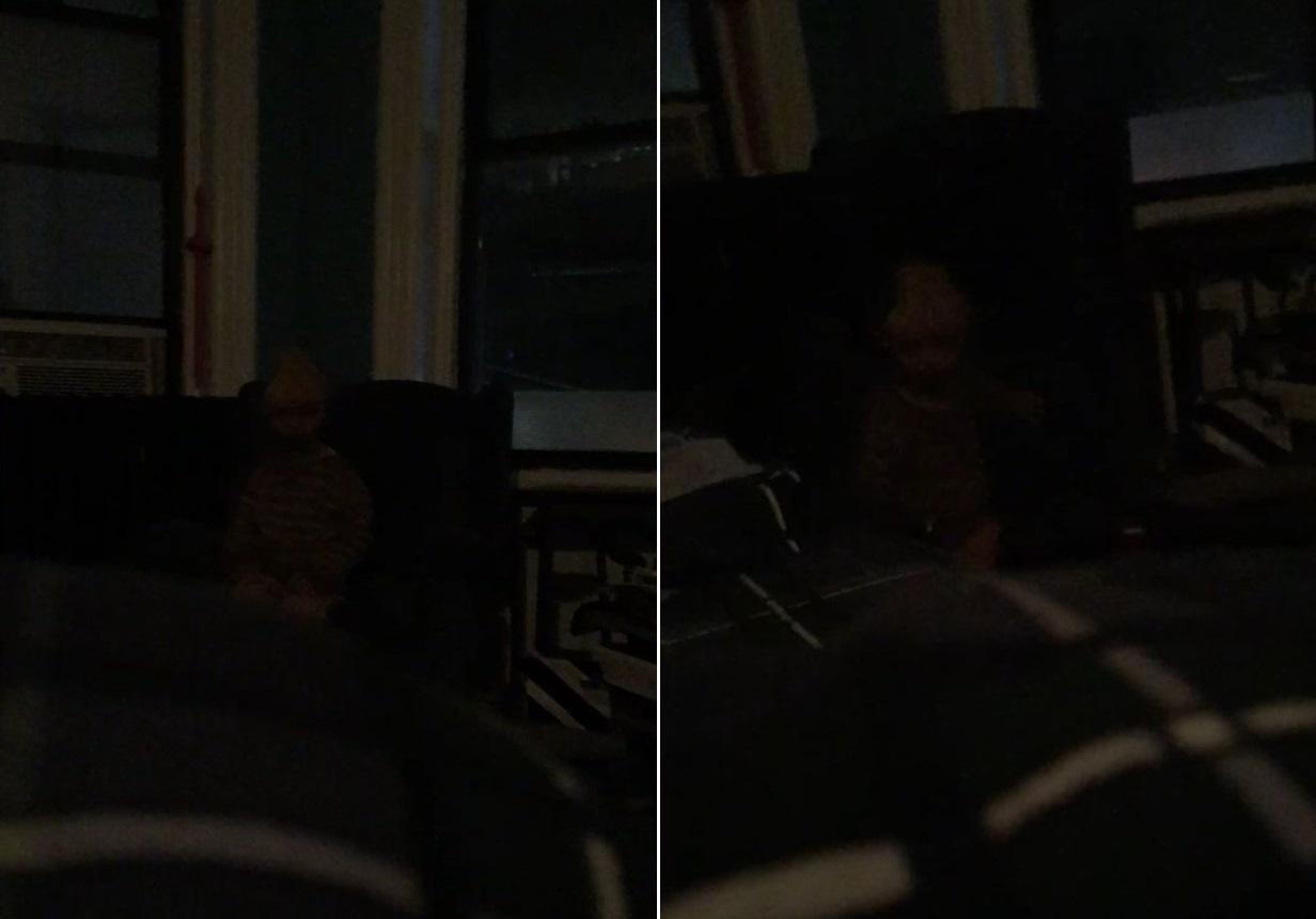 Житель Нью-Йорка уверяет, что сделал фото мальчика-призрака, который уже давно его преследует