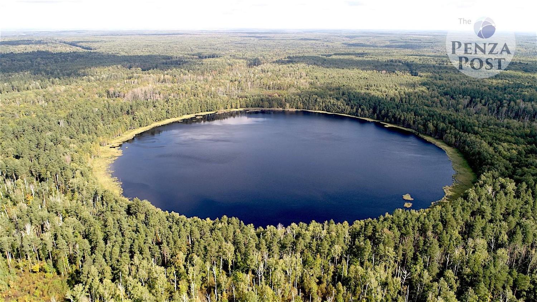 """Рассказ пензенского уфолога: """"Огромный НЛО сел в лесу, а на его месте образовалось круглое озеро"""""""