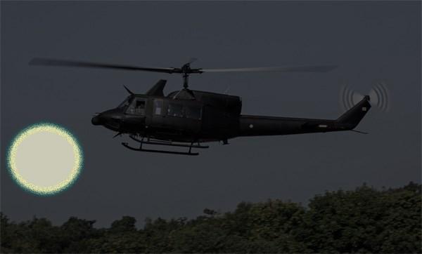Перехват НЛО черным вертолетом в Канаде. История от нашего читателя