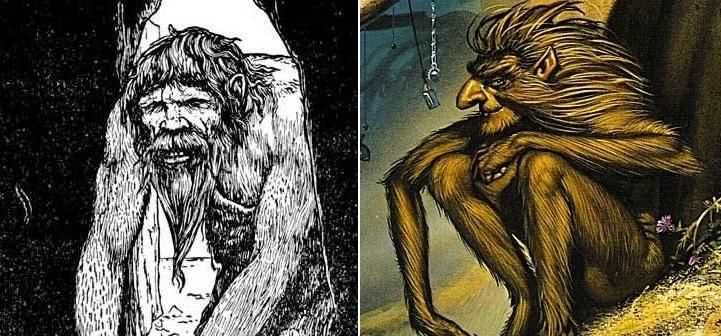 Загадка человека-зверя, пугающего гостей ирландского замка