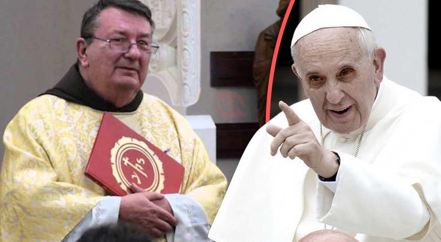 """Бывший главный католический епископ США: """"Папа Франциск лжепророк и сатанист"""""""