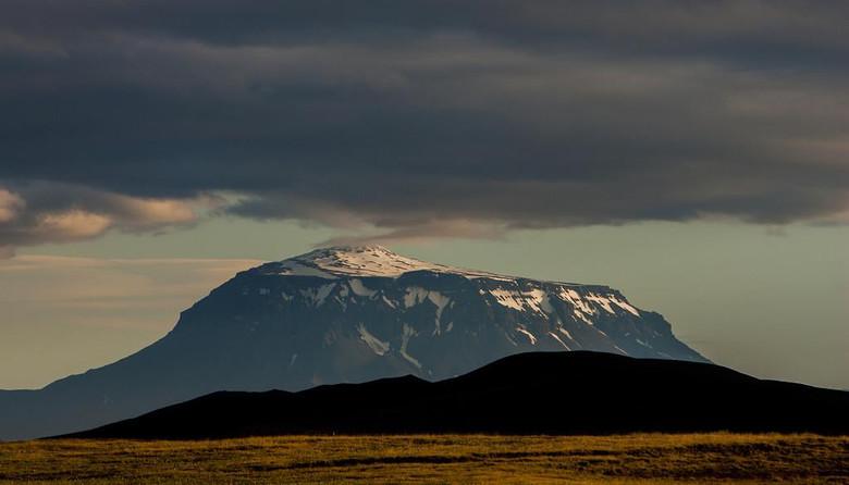 Опасность, связанная с исландским вулканом Бардарбунга (3 фото)