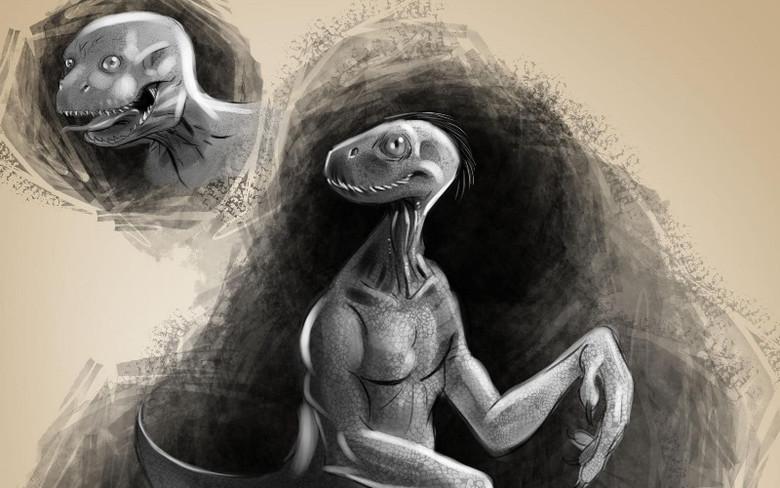 В Пойнт-Плезант помимо Человека-мотылька видели и других монстров (4 фото)