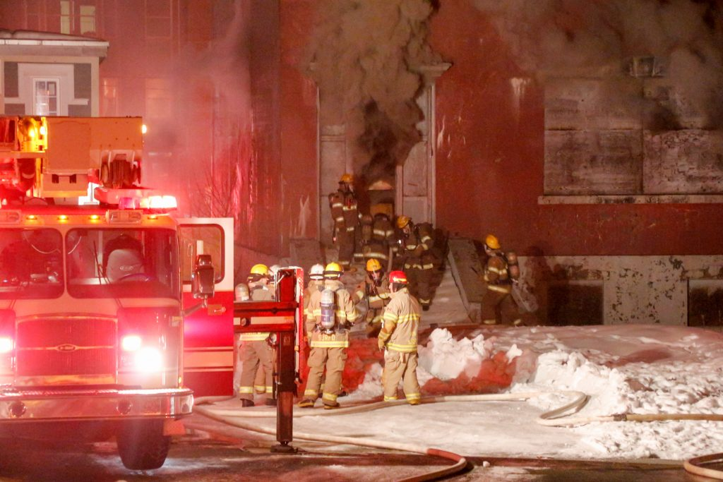 В Канаде сгорел бывший детский приют, населенный призраками