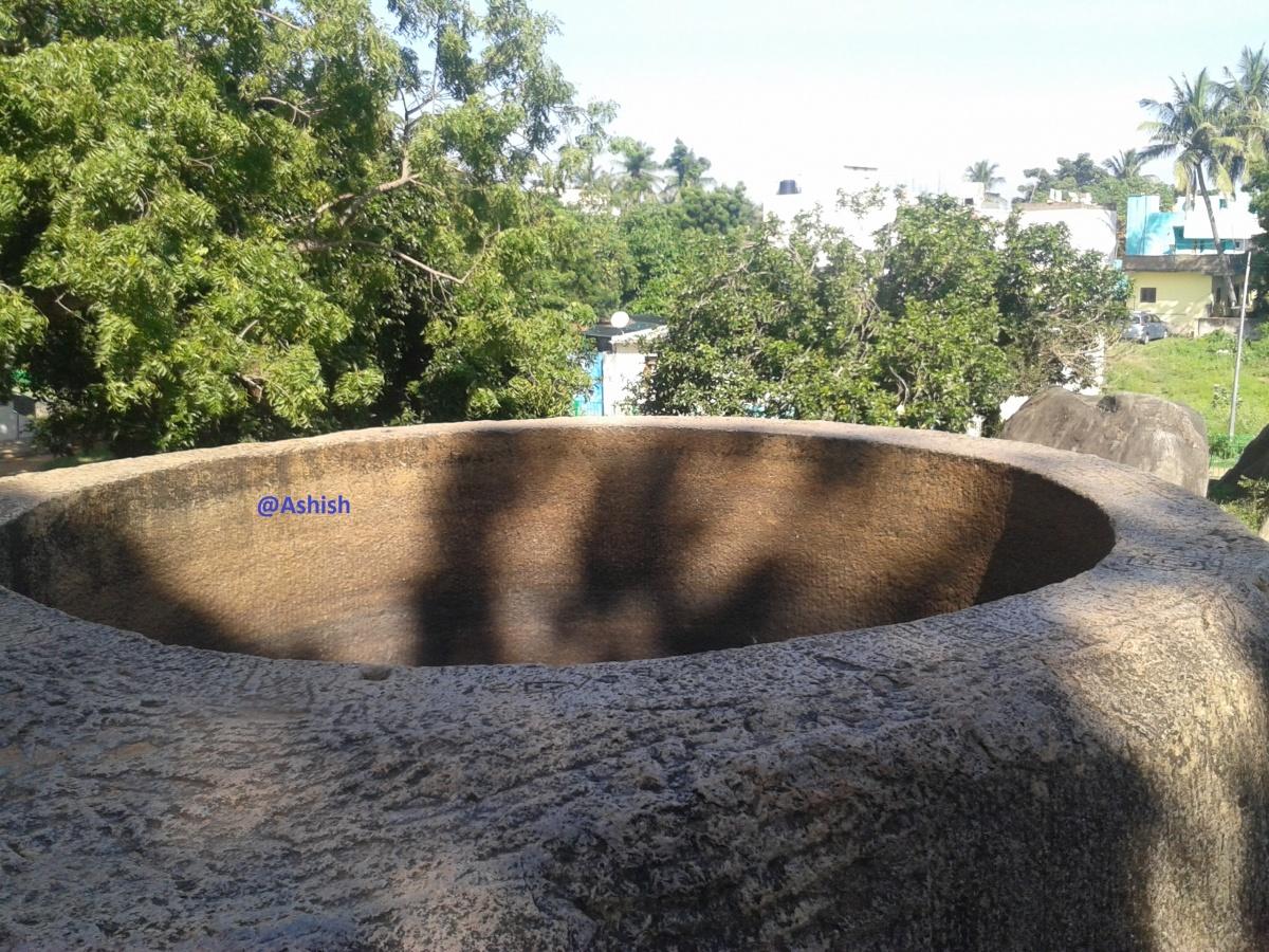 Высокие технологии древности в индийском городе Махабалипурам