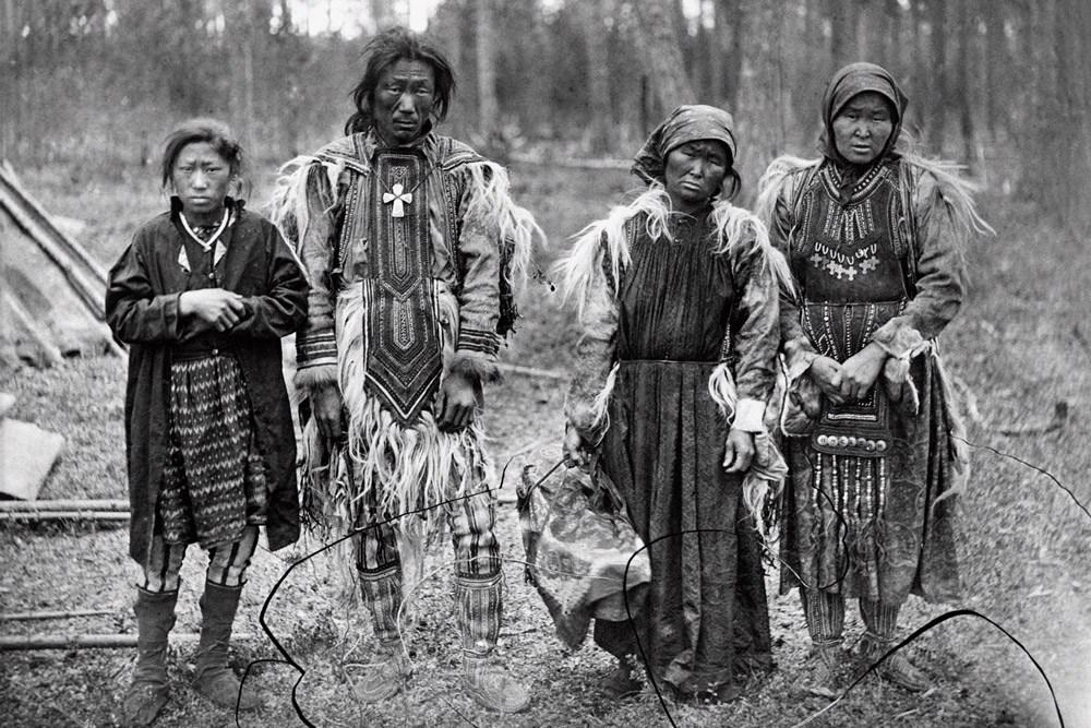 Загадка низкорослого сибирского народа чюлюгдеи, жившего в ямах под землей