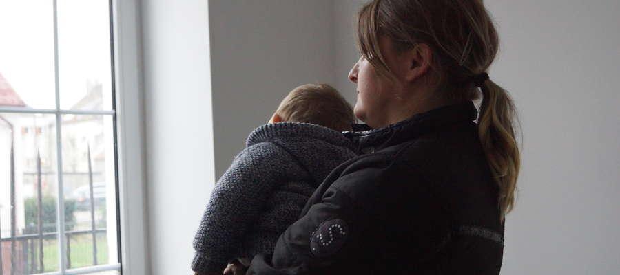 В Польше семья сбежала из своего дома, так как полтергейст кидался в людей вещами