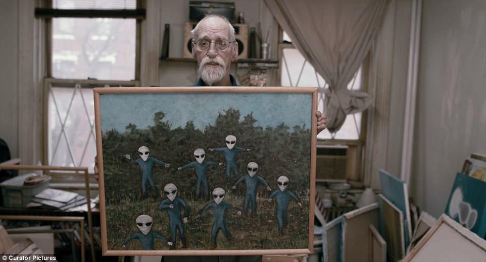74-летний американец рассказал, что к нему приходили инопланетянки и он стал отцом сотни детей-гибридов
