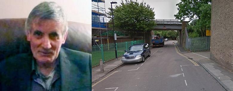 Мистический случай самовозгорания человека посреди Лондона поставил в тупик полицию