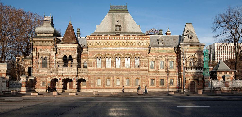 Прогулка по Москве с привидениями (6 фото)
