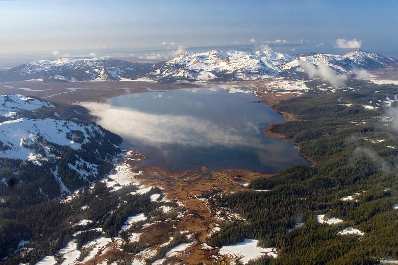 Загадка исчезновений людей на Аляске (4 фото)