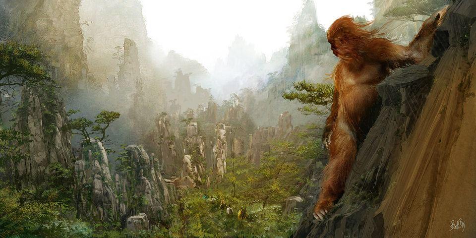 Тайна китайского дикого человека