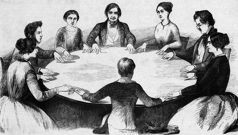 Нечистая сила в Гайдсвиле и Стратфорде или с чего началось массовое увлечение спиритизмом в 19 веке