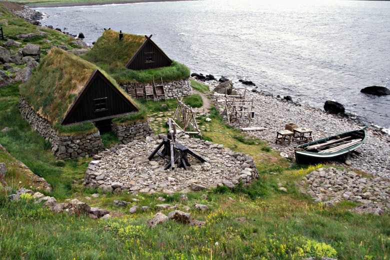 Загадка бесследно пропавшей колонии гренландских викингов (6 фото)
