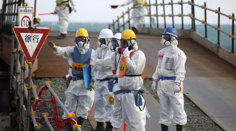 Мутанты Фукусимы (5 фото)