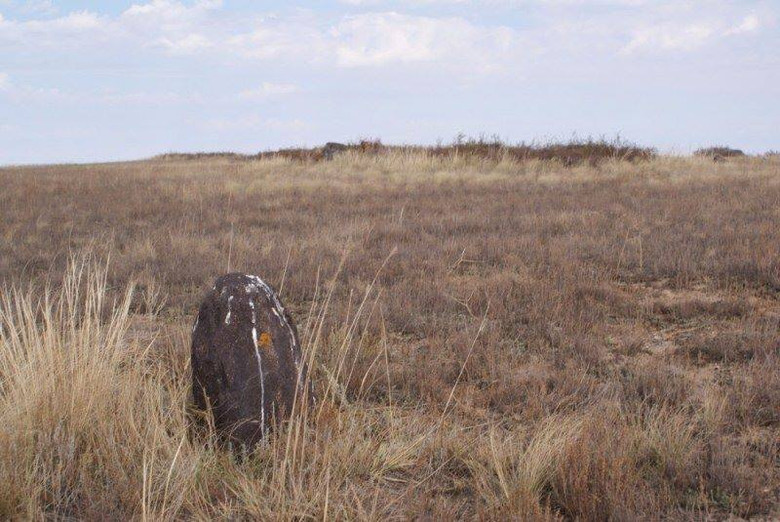 Аномалии Тургайского прогиба (5 фото)