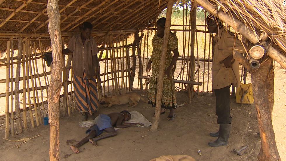 Африканские зомби