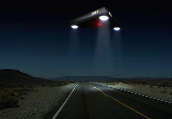 Странные случаи с телепортацией людей, к которым причастны НЛО