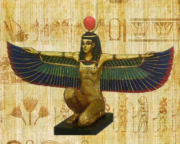 Золотая баба - таинственный северный идол, который умел двигаться и убивал своим криком