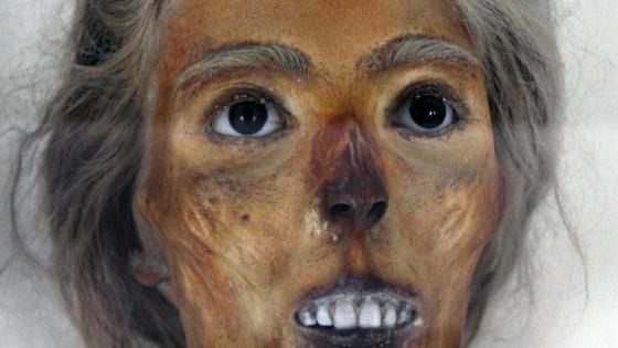 Утерянные тайны удивительной технологии превращения тел людей в камень