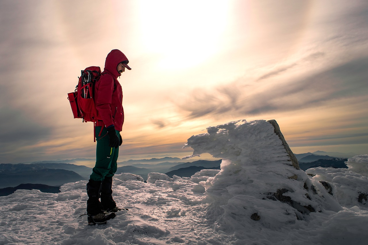 """Почему люди начинают """"сходить с ума"""" в горах"""