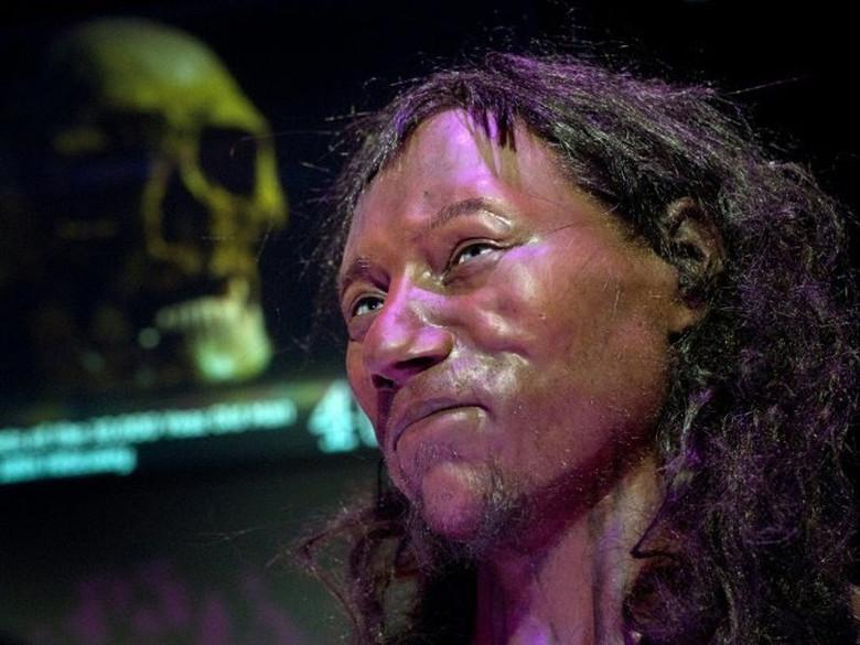 Древнейший житель Британии был чернокожим (7 фото)