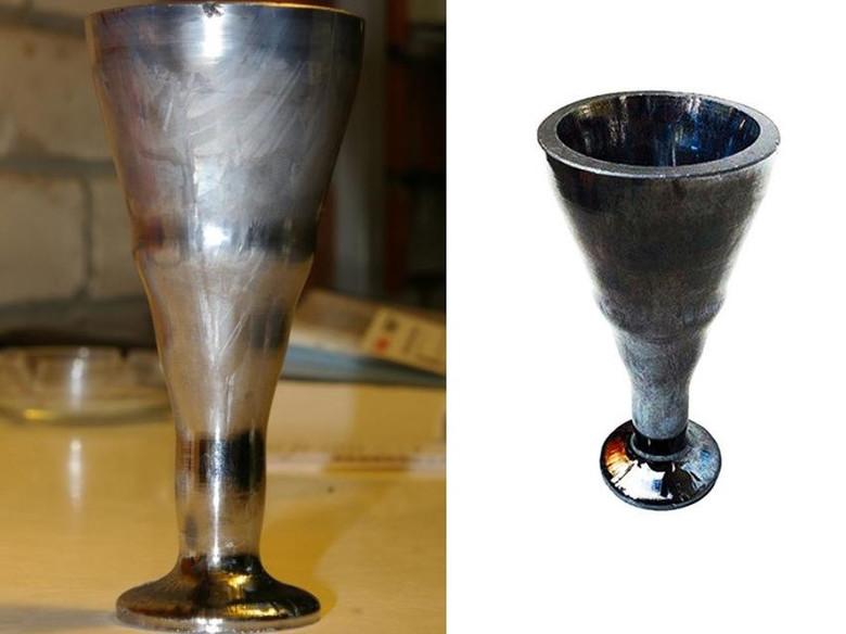 Загадочная чаша из Краснодара это Святой Грааль, подарок пришельцев или что-то иное?  (3 фото)