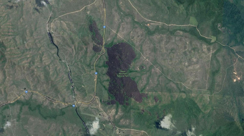 Калкаджака: Тайны внутри Черной горы