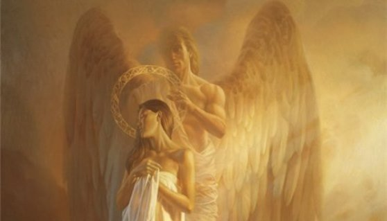 Кто такие Ангелы - Хранители (4 фото)