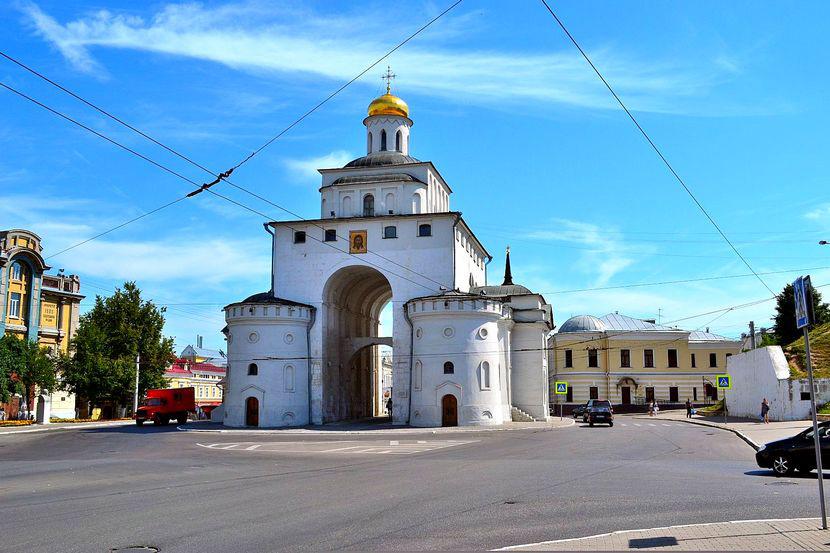 Куда пропали Золотые врата Владимира?