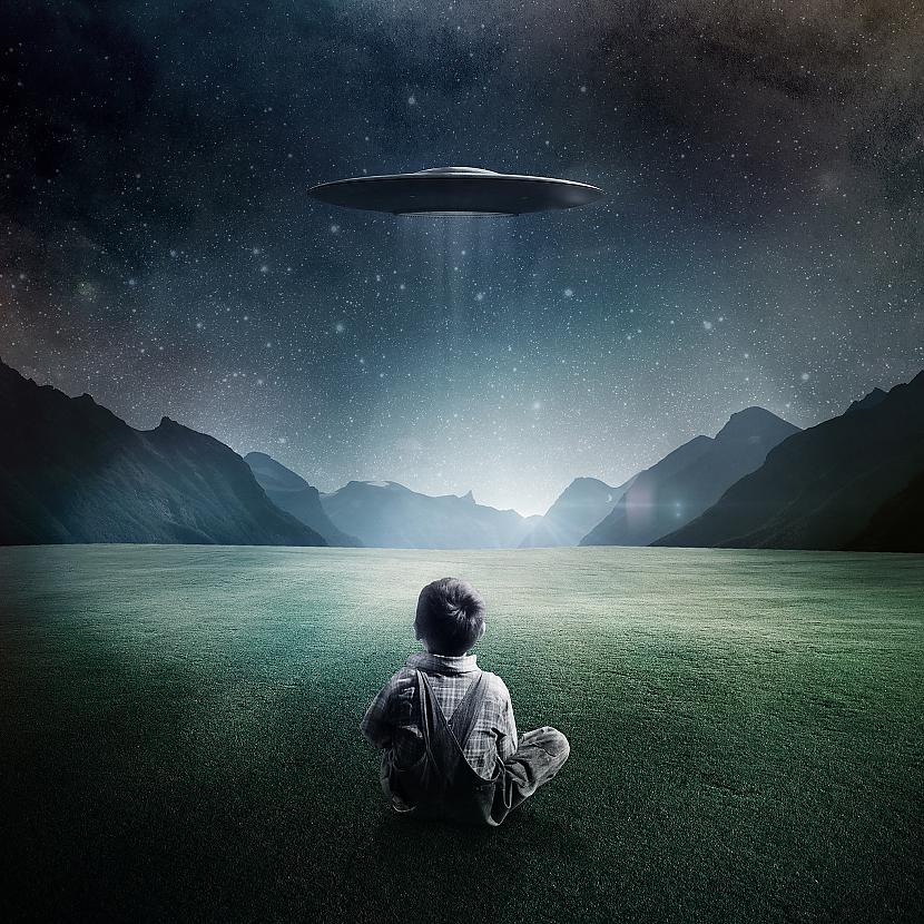 Феномен похищенных пришельцами и его восприятие психологами