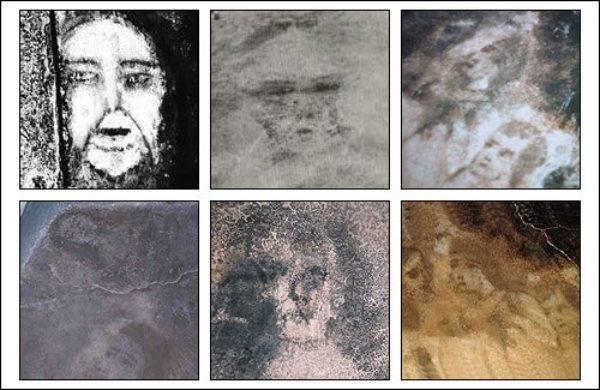 Феномен появления лиц на стенах