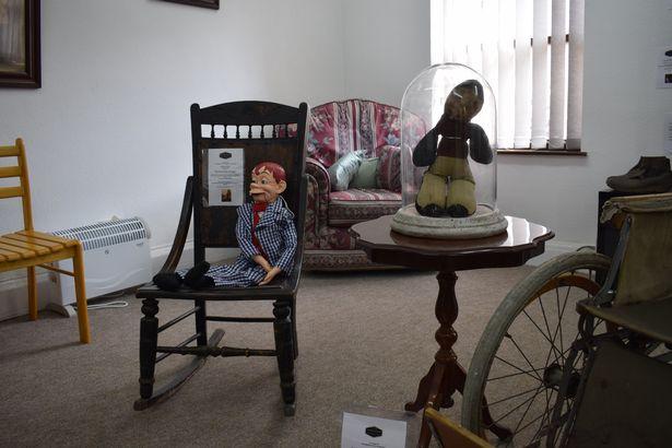 В Британии открылся музей паранормальных предметов