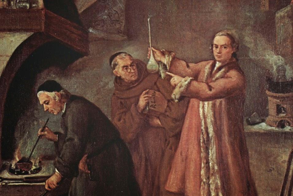 Факты и легенды о мистическом графе Калиостро