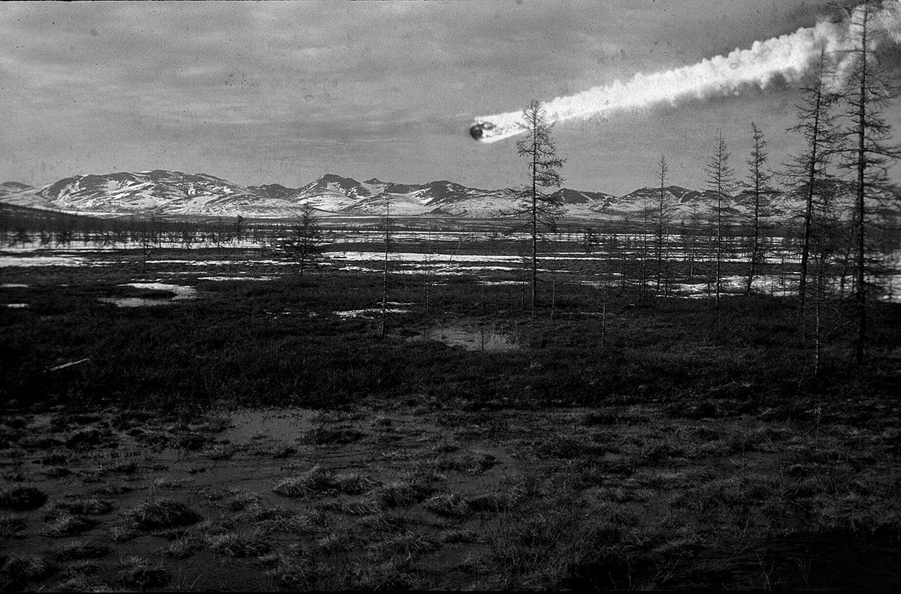 Контактеры о том, что такое Тунгусский метеорит и где его искать