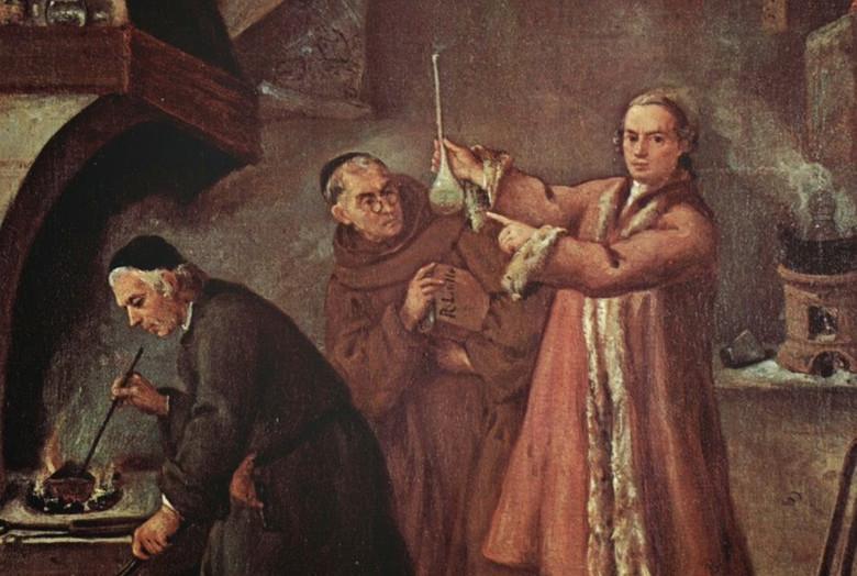 Факты и легенды о мистическом графе Калиостро (5 фото)