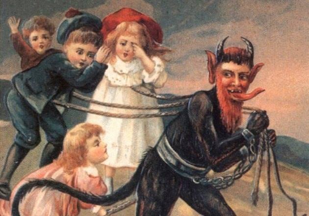 Дети, унесенные чертями