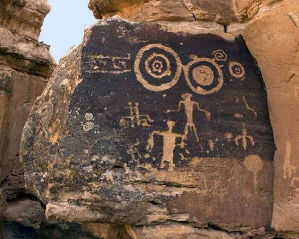 Качина - загадочные Посланники Богов из легенд индейцев хопи